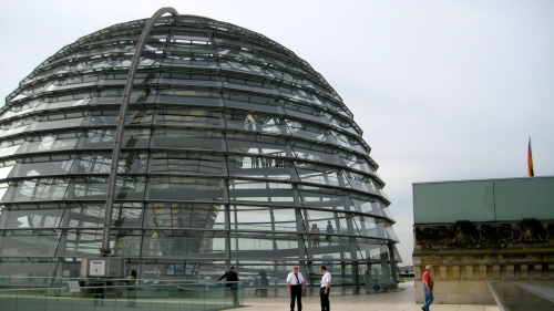 Reichstag (Parliment) Observatory