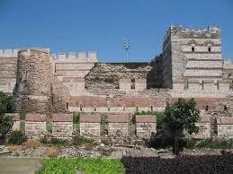 Constantinople Walls