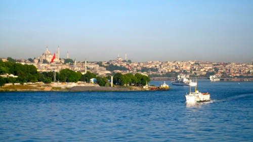 Istanbul: Morning of Arrival