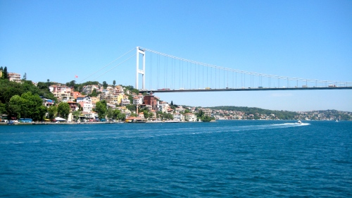 Bosphorus 1/2 Day Boat Tour
