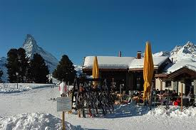 Riffelalp Resort: Restaurant Bosco