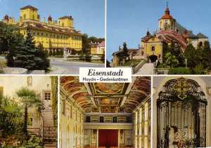 Eisenstadt Highlights