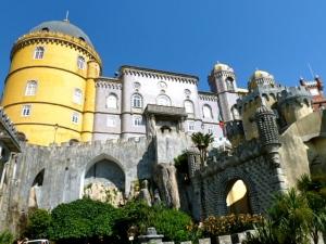 Sintra: Pena Palace