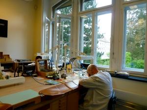 Girard Perregeux: Studio