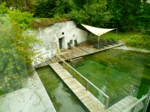 Flims Waldhaus: Zen Spa Zone