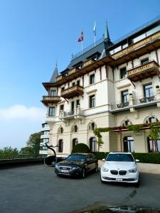 Dolder Grand Zurich: Exterior