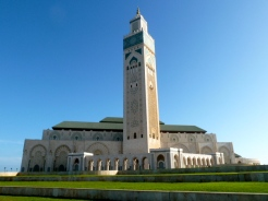 Hassan II Grand Mosque