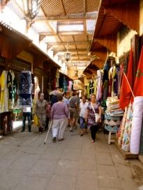 Fez Street Scene
